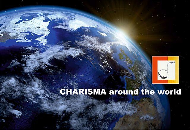 """Facebook Aktion """"CHARISMA around the world"""" gestartet"""